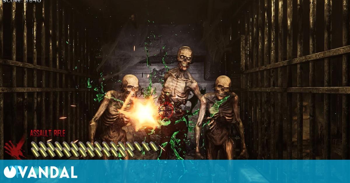 The House of the Dead: Remake, la versión actualizada del clásico de 1997, llegará a Switch