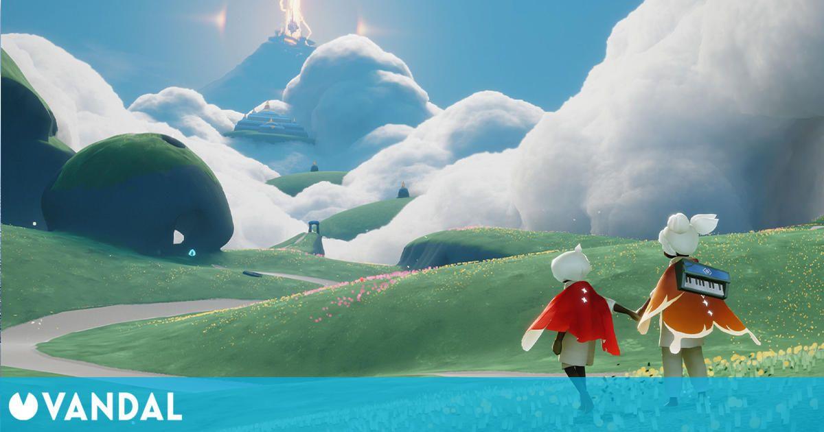 Sky: Children of The Light, de los creadores de Journey, llega a Switch en junio
