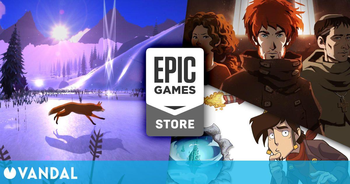 Epic Games Store: Ya disponibles 3 nuevos juegos gratis, incluido Los Pilares de la Tierra