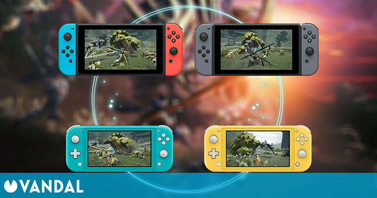 Monster Hunter Rise es el juego más vendido de Japón por tercera semana consecutiva