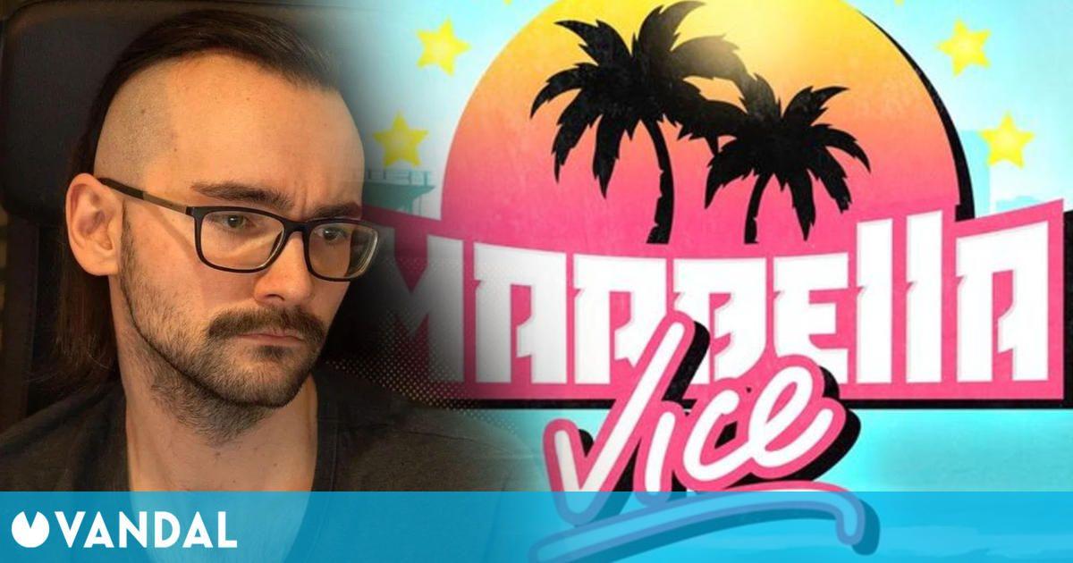 Elxokas baneado de Twitch por el uso de la 'N-word' en Marbella Vice