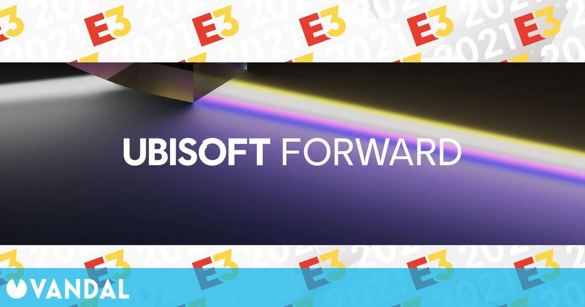 E3 2021: Ubisoft Forward se celebrará el sábado 12 de junio