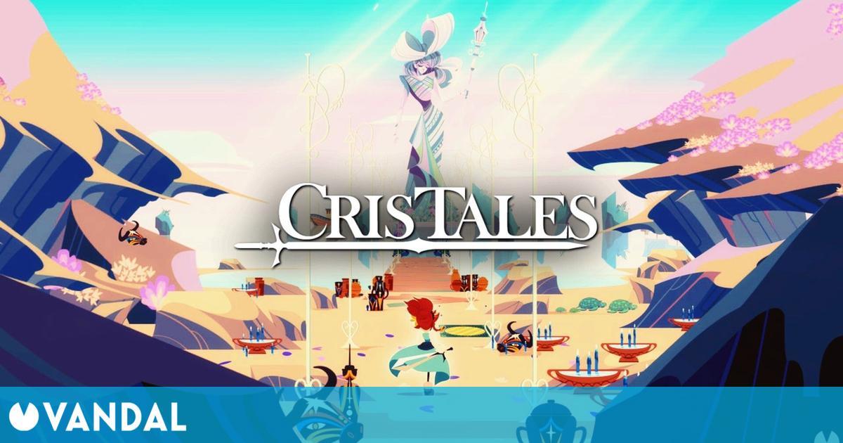 La aventura temporal Cris Tales debutará el próximo 20 de julio en PC y consolas