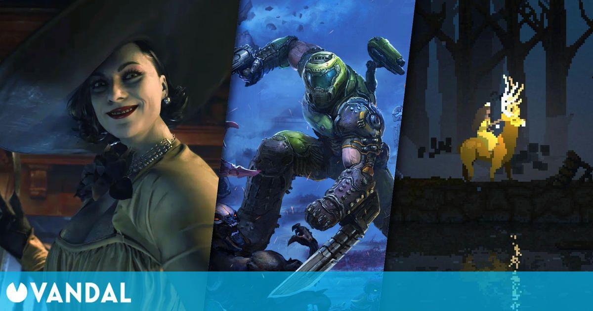 Juegos gratis y ofertas de este fin de semana: Demo Resident Evil 8, Kingdom Two Crowns y más
