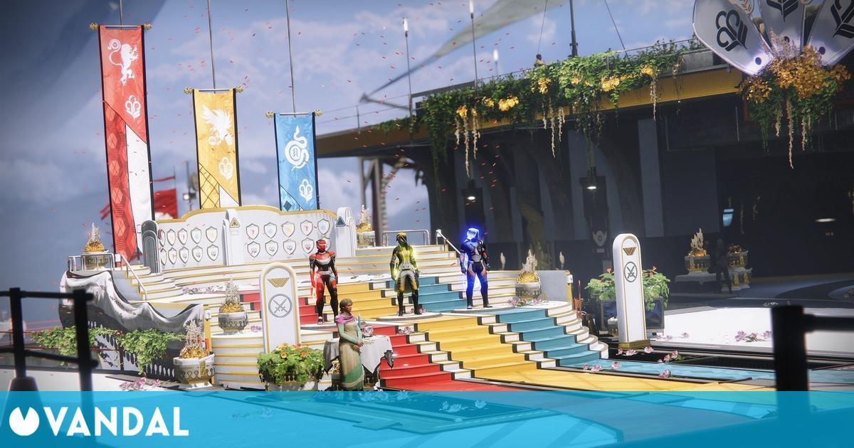 Destiny 2: Los Juegos de Guardianes vuelven del 20 de abril al 11 de mayo