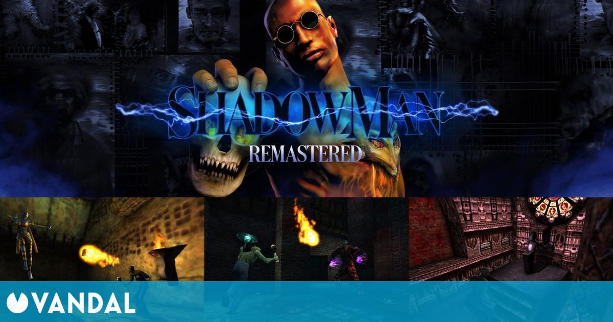 Shadow Man Remastered, ya a la venta; Comparan los gráficos del remaster con el original