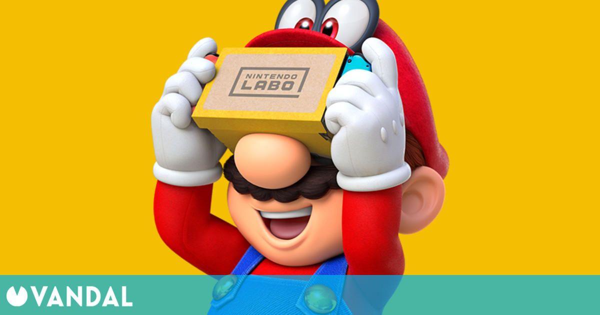 Nintendo podría anunciar algo 'pequeño' sobre Labo antes darle carpetazo para siempre