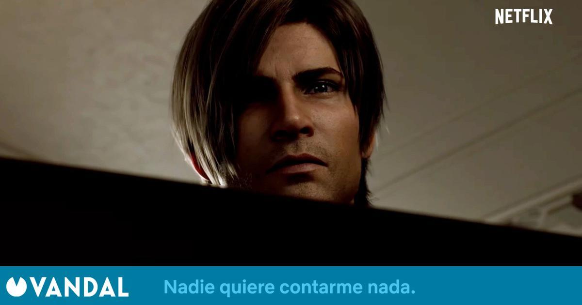 Resident Evil: Oscuridad infinita presenta su tráiler en español para Netflix