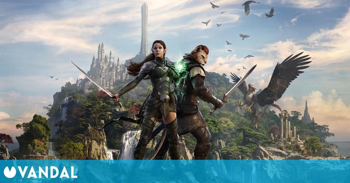 The Elder Scrolls Online recibirá sus versiones de PS5 y Xbox Series X/S en junio