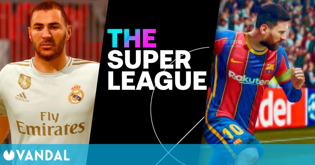 La Superliga es oficial, una nueva competición que podría revolucionar a FIFA y PES