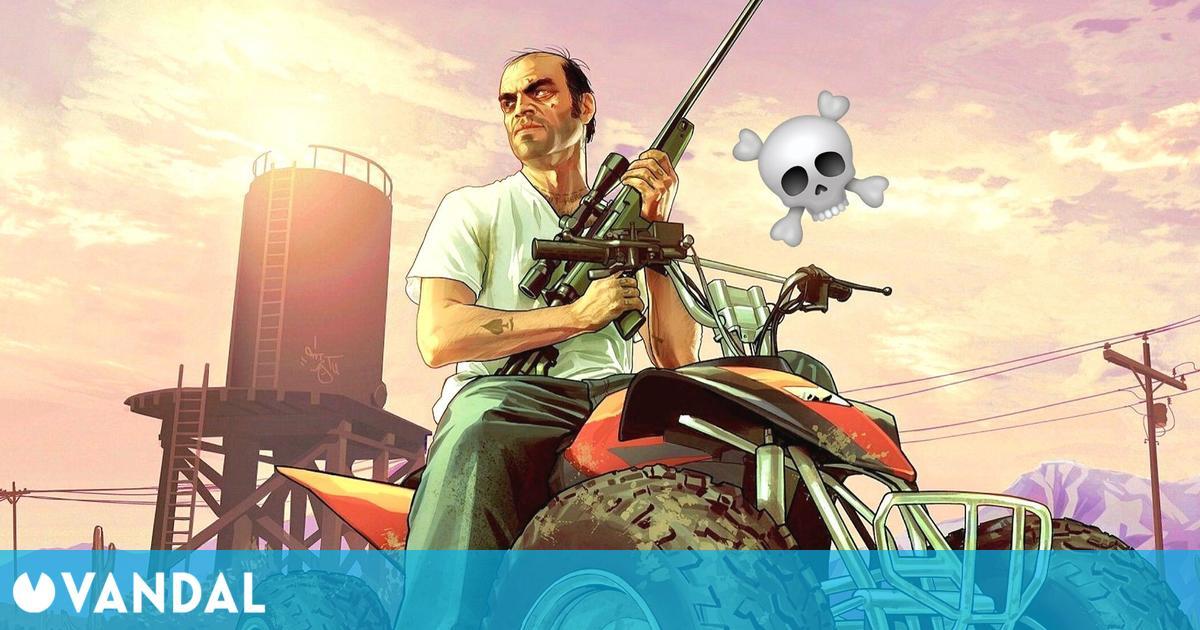 GTA 5: Aunque juegues de manera pacifista, puedes llegar a matar a más de 700 personajes