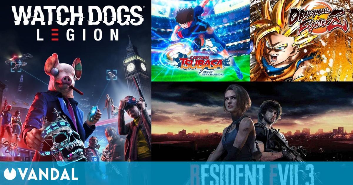 Las mejores ofertas en juegos de PS4 por menos de 40, 30, 20 y 10 euros
