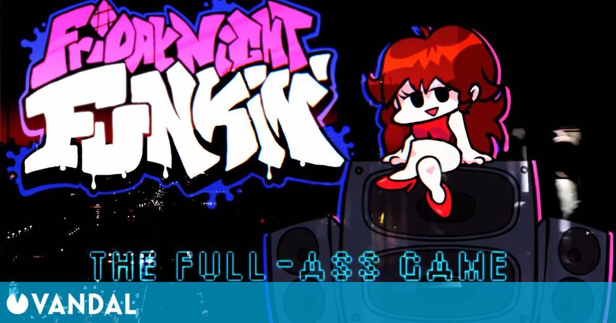 El juego viral Friday Night Funkin' arrasa en Kickstarter recaudando más de 600.000 euros