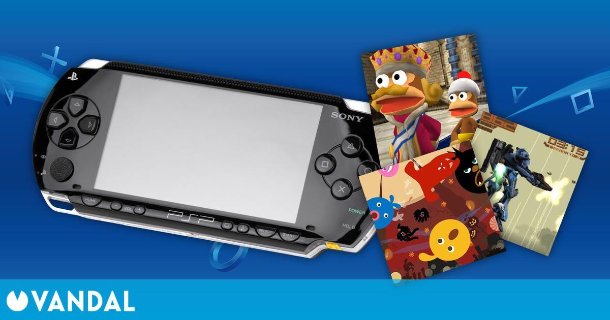 Hoy cierra la PS Store de PSP, pero sus juegos se pueden comprar desde PS3 y PS Vita