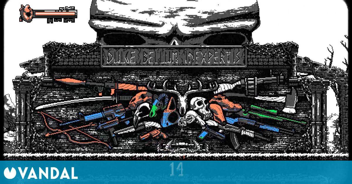 Nongunz: Doppelganger Edition llega a consolas y PC a principios de mayo