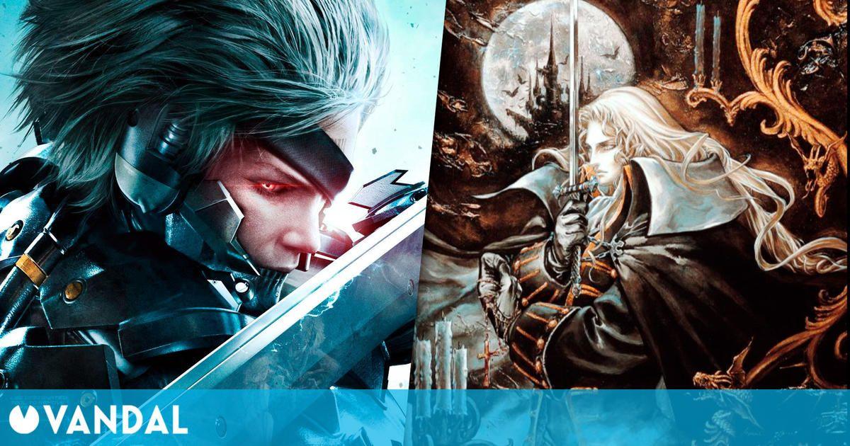 Konami registra Castlevania y Metal Gear Rising en Japón