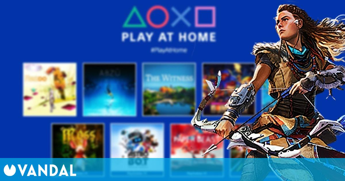 Horizon Zero Dawn: Complete Edition disponible gratis para todos los usuarios de PS4 y PS5