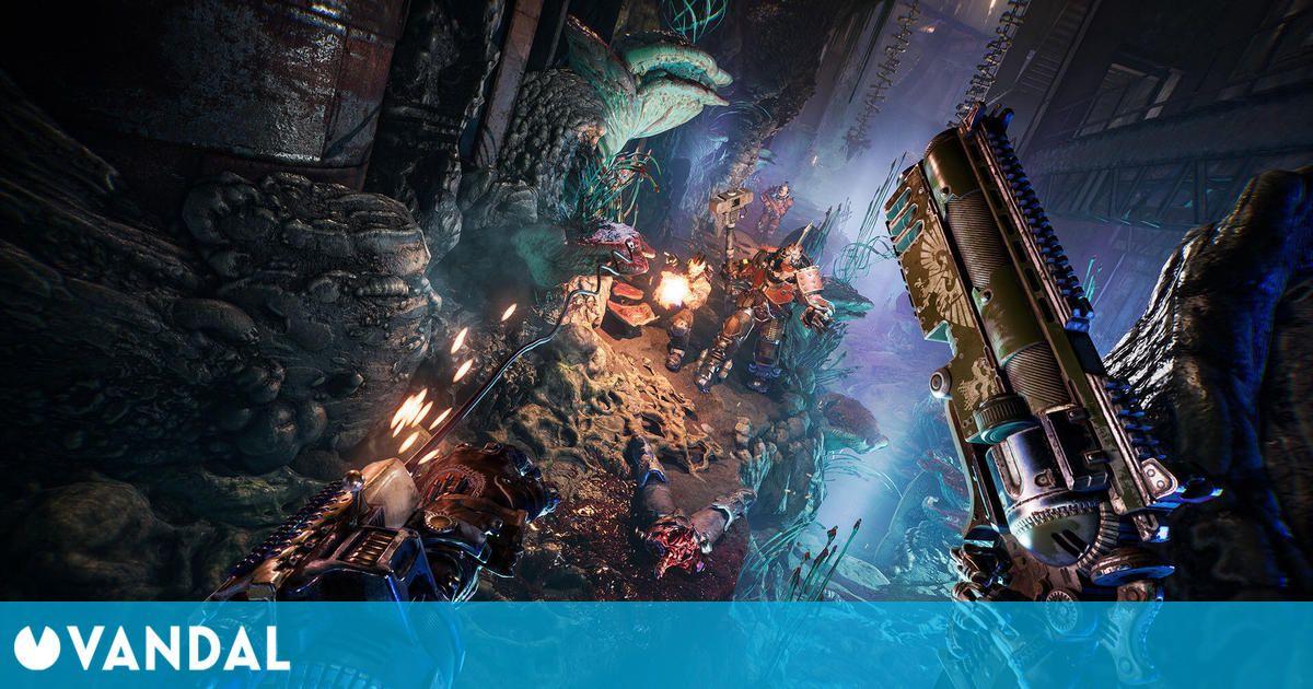 Necromunda: Hired Gun, el frenético shooter de Warhammer 40.000, presenta un nuevo tráiler