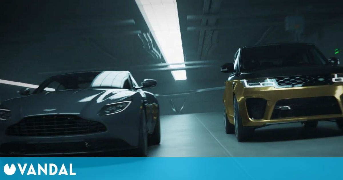 Test Drive Unlimited Solar Crown se muestra en un tráiler cinematográfico
