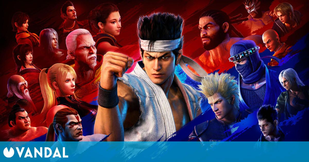 Virtua Fighter eSports y Virtua Fighter 5 Ultimate Showdown registrados en PS Store