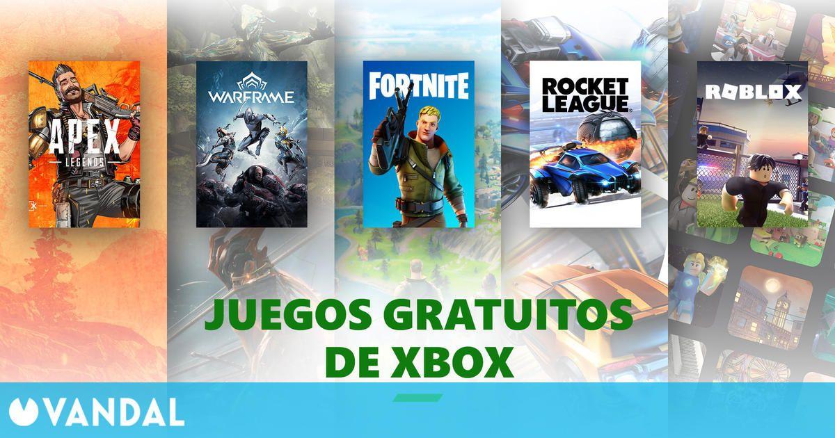 Los juegos multijugador 'free to play' ya no necesitan Xbox Live Gold en Xbox