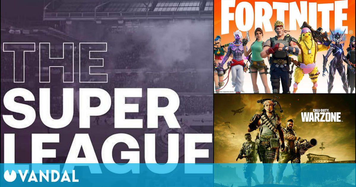 El presidente de la Juventus compara la Superliga con Fortnite y Call of Duty