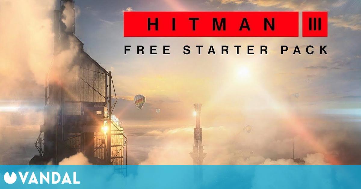 Juega gratis a Hitman 3 este fin de semana gracias a su Starter Pack