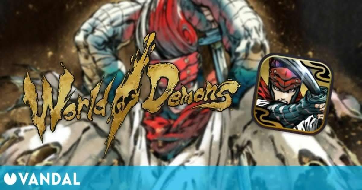 PlatinumGames lanza World of Demons de forma exclusiva en Apple Arcade