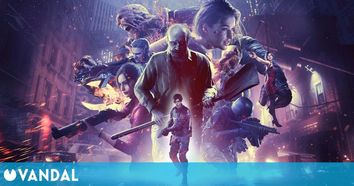 Resident Evil RE:Verse: Arranca hoy la tercera beta del multijugador de Resident Evil 8