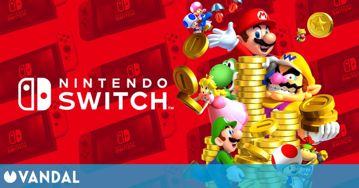 El catálogo de Nintendo Switch ya cuenta con más de 5000 juegos