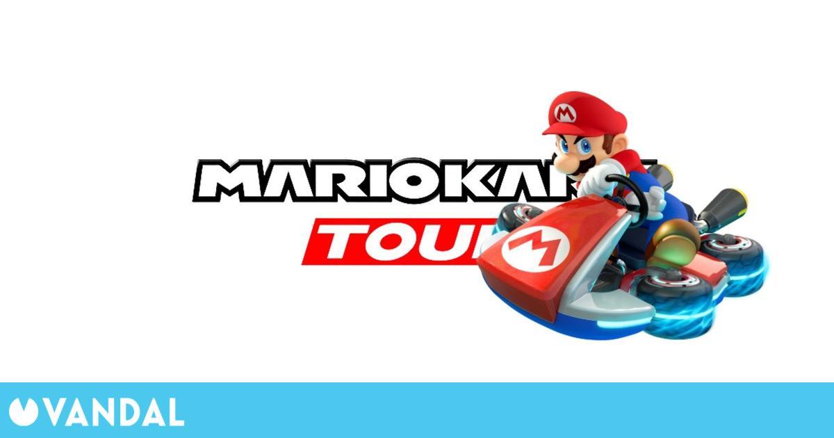 Mario Kart Tour pisa el acelerador y registra 200 millones de descargas en móviles