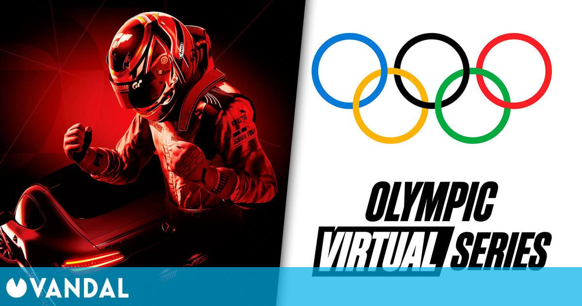 Gran Turismo será protagonista de una competición oficial en las Olimpiadas