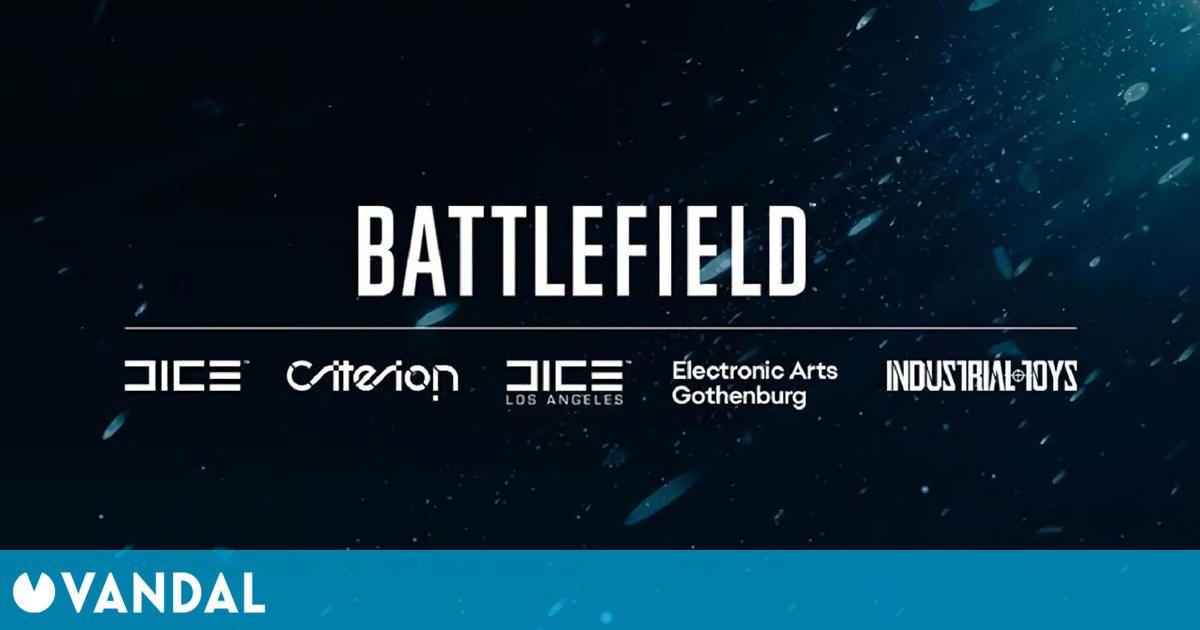 Battlefield llegará a móviles en 2022 con un título creado por Industrial Toys y DICE