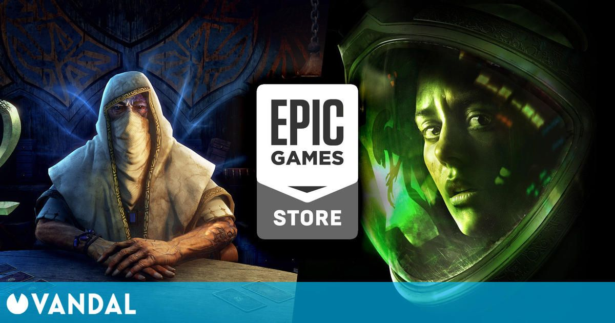 Alien: Isolation y Hand of Fate 2 ya disponible gratis en Epic Games Store
