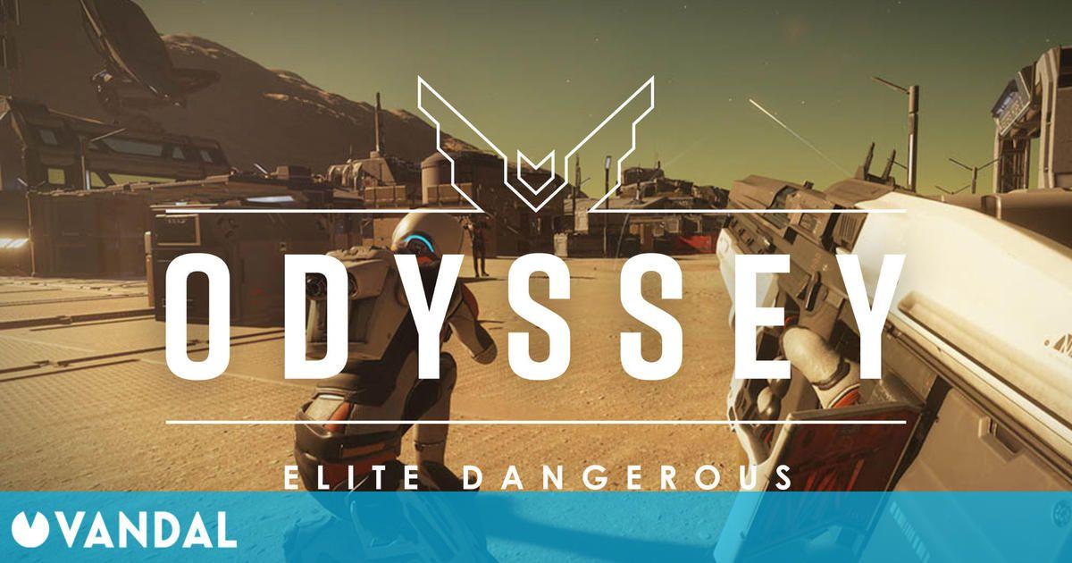 Elite Dangerous: Odyssey despegará el 19 de mayo en PC
