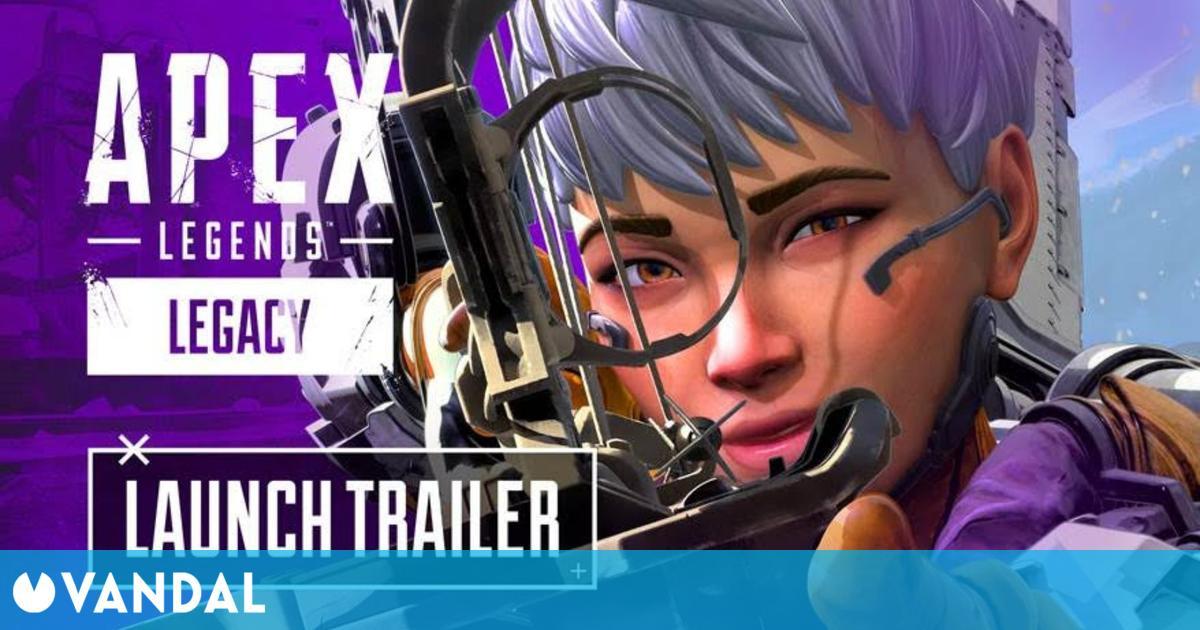Apex Legends presenta el tráiler de lanzamiento de Legado, la Temporada 9
