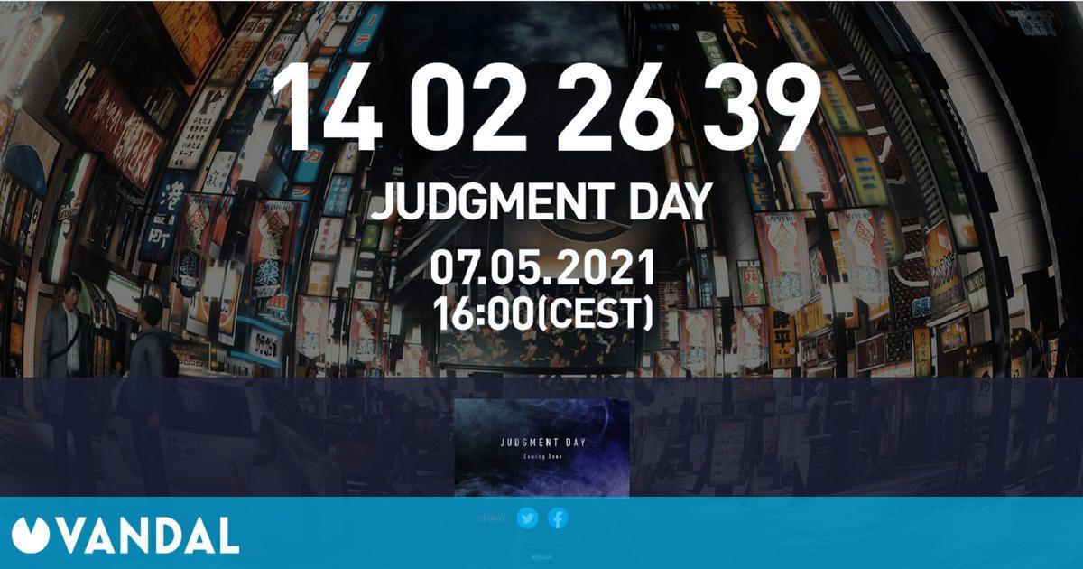 SEGA abre una web de Judgment que anticipa un anuncio el 7 de mayo