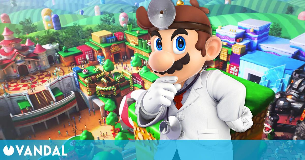 Super Nintendo World cierra un mes después de su apertura a causa del coronavirus
