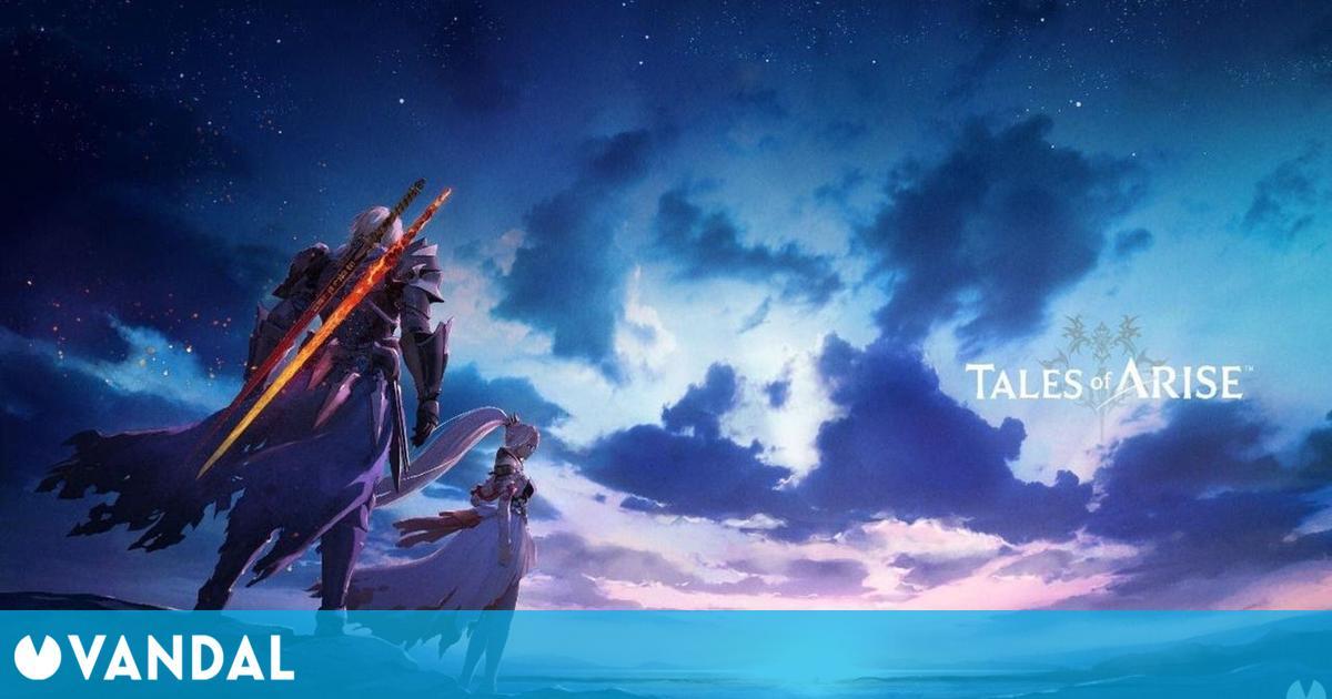 La aventura de fantasía Tales of Arise detalla sus bajos requisitos para PC