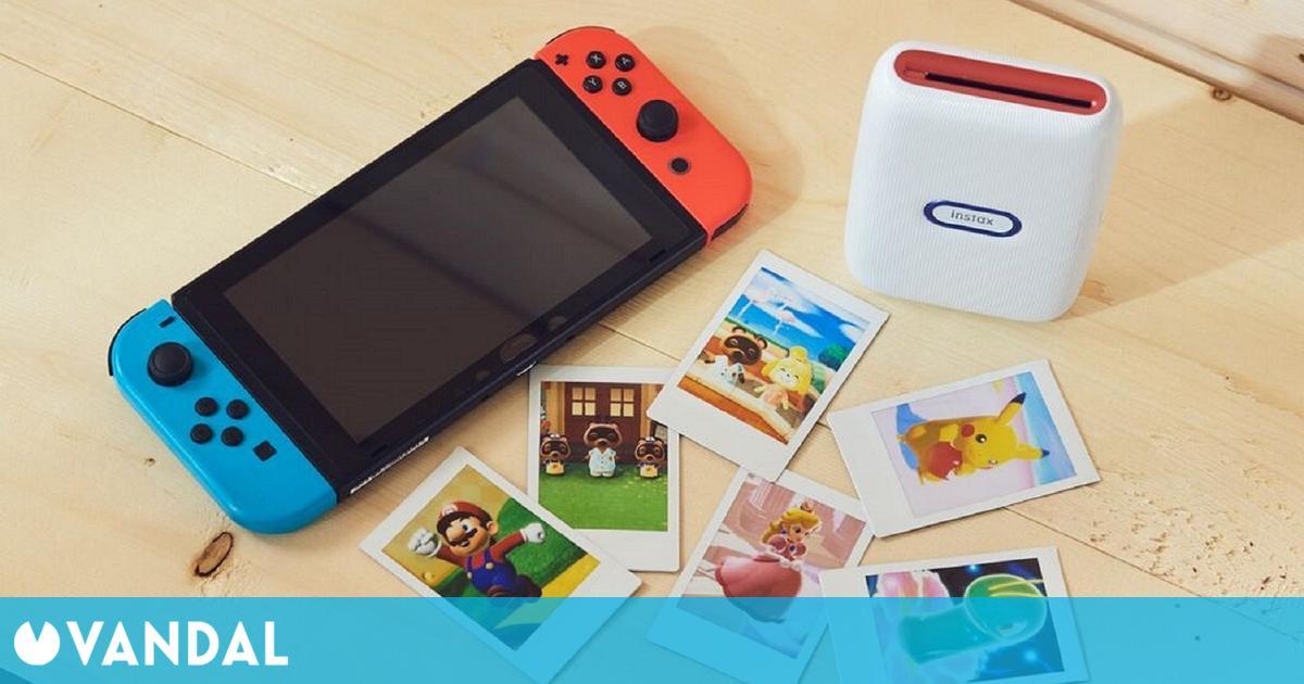 Fujifilm lanzará una impresora de fotos para Nintendo Switch junto a New Pokémon Snap