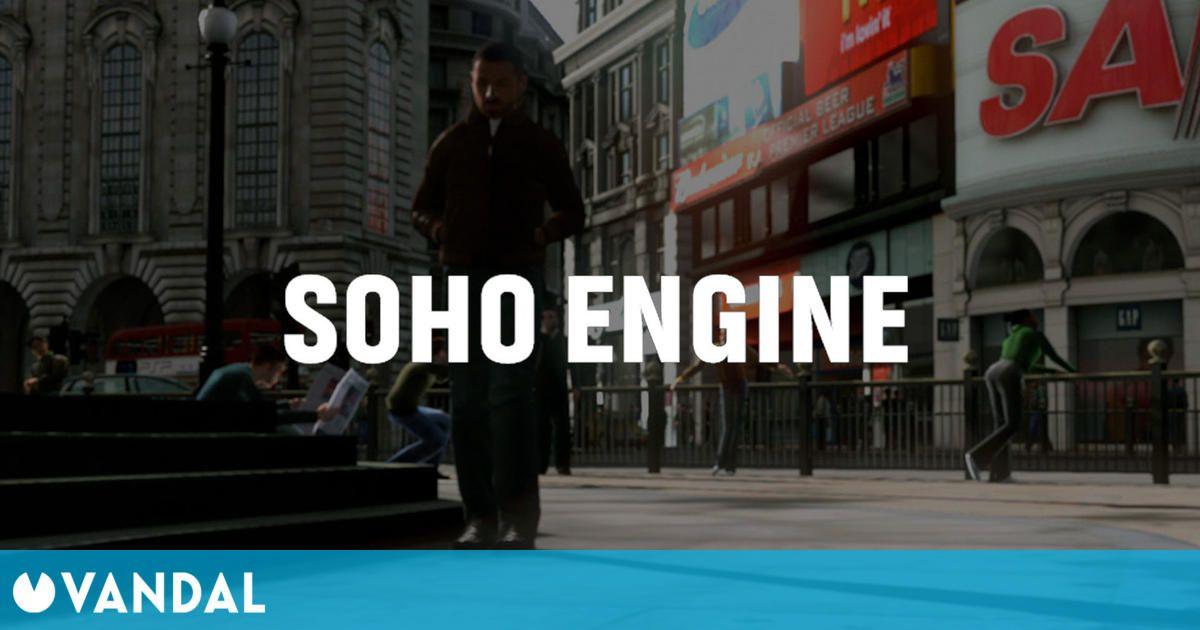 Sony registra Soho Engine en nuevos territorios y se especula con un nuevo The Getaway