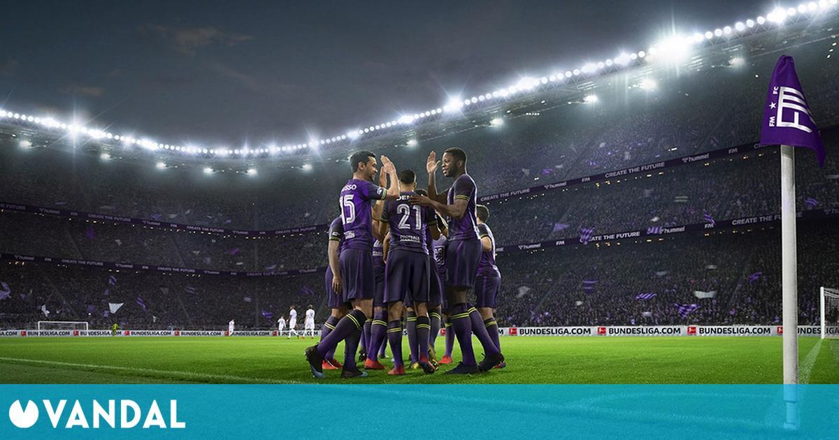 Un jugador simula en Football Manager 2021 los próximos 25 años sin clubes de la Superliga