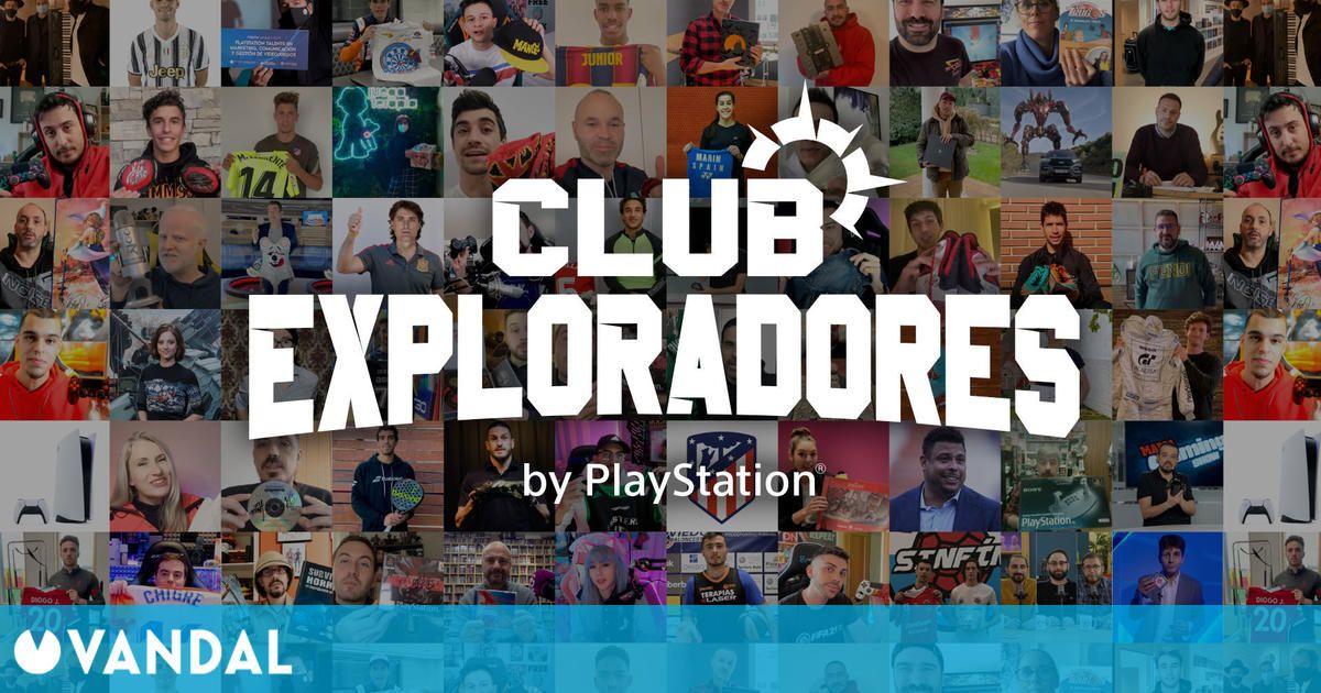 Pedri, Luis Suárez y GAME, entre otros, se unen Club de Exploradores PlayStation