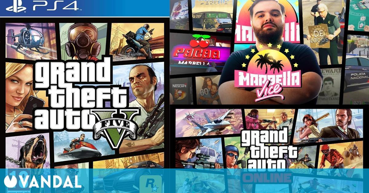 GTA 5 fue el juego más vendido en España coincidiendo con el evento Marbella Vice