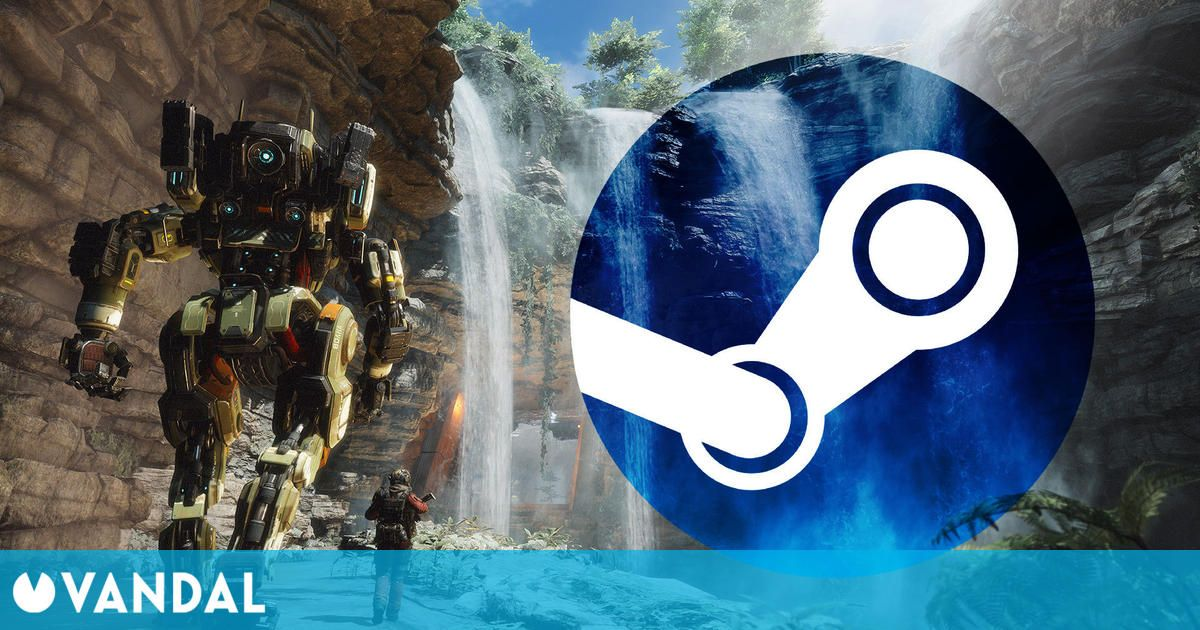Titanfall 2 rompe su récord de jugadores simultáneos en Steam con un aumento del 750%