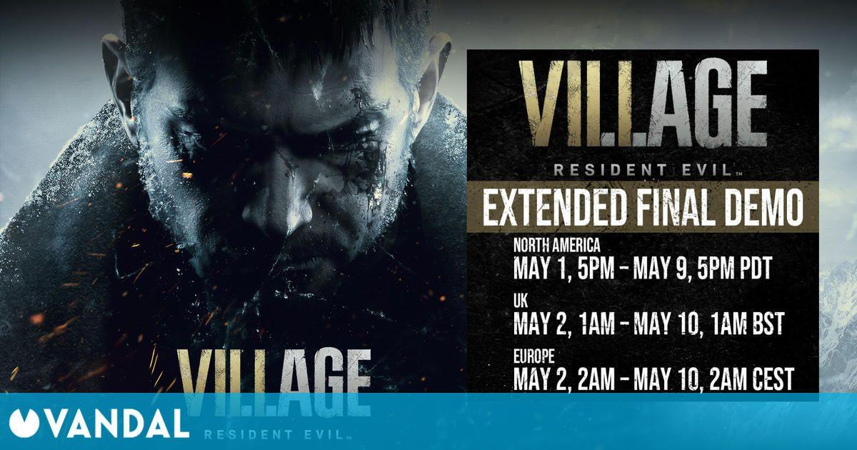 Resident Evil 8: Village amplía la duración de su demo definitiva a una semana