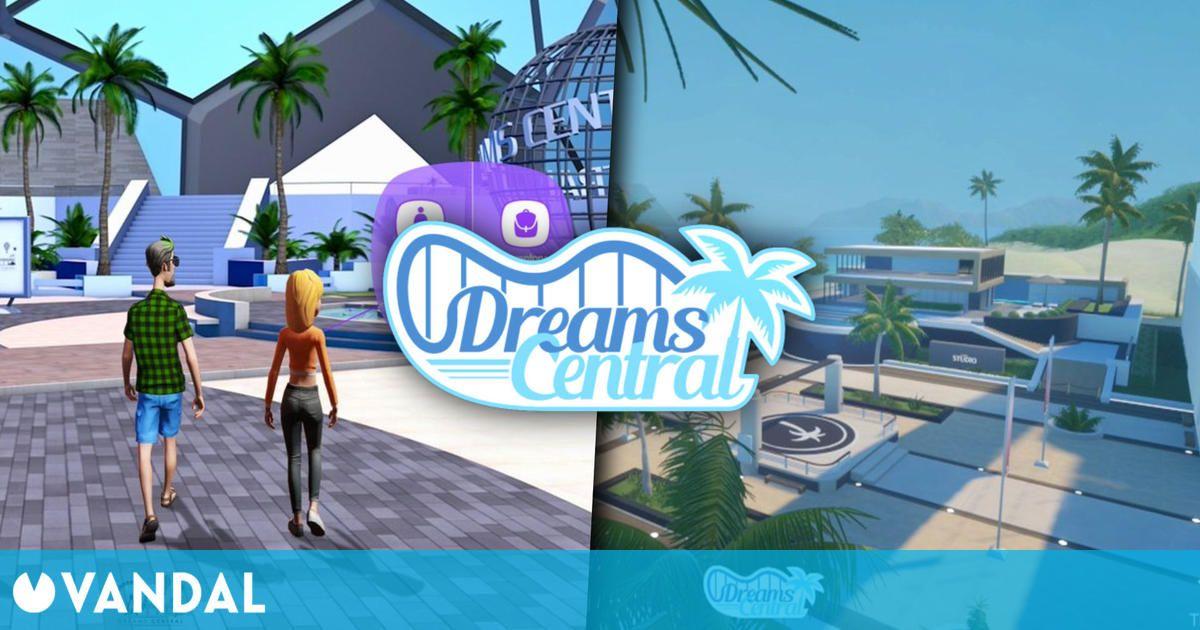 Dreams Central, el proyecto fan que quiere traer de vuelta PlayStation Home en Dreams