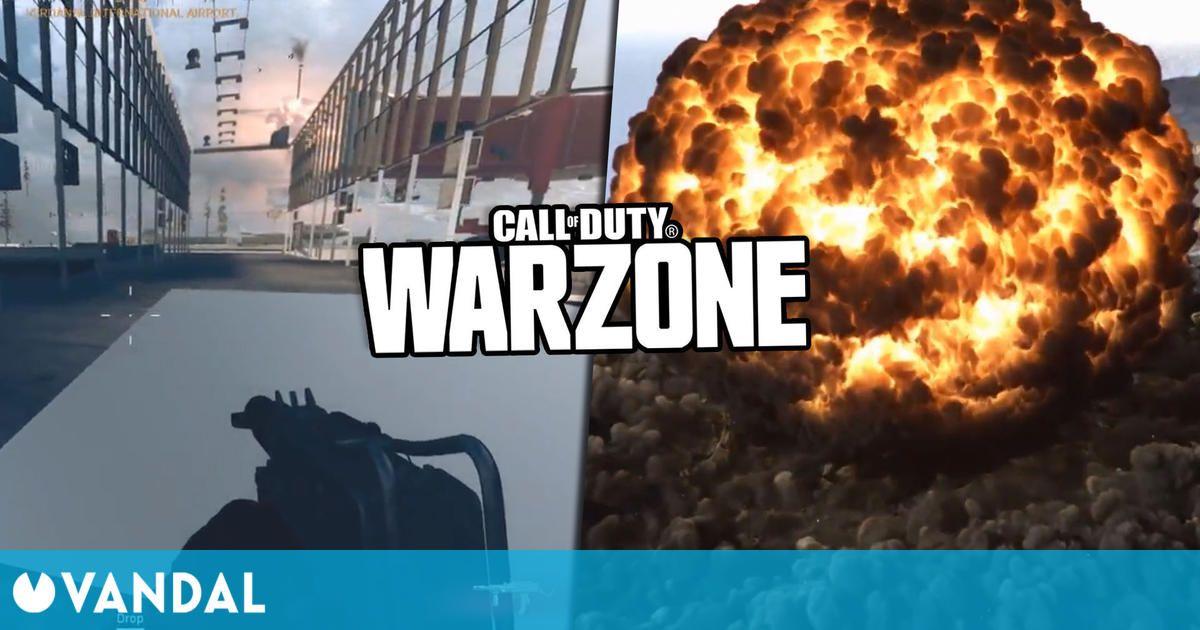 Un glitch en COD Warzone permite colarse debajo del mapa a los jugadores