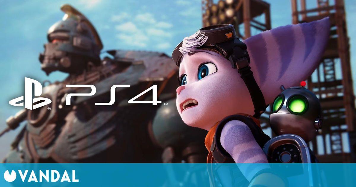 Ratchet & Clank: Una Dimensión Aparte no llegará a PS4, insisten desde Insomniac Games