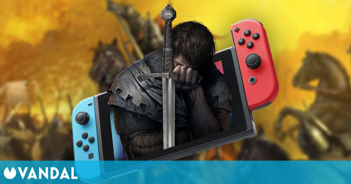 Nintendo España se disculpa por mencionar Kingdom Come: Deliverance para Switch por error